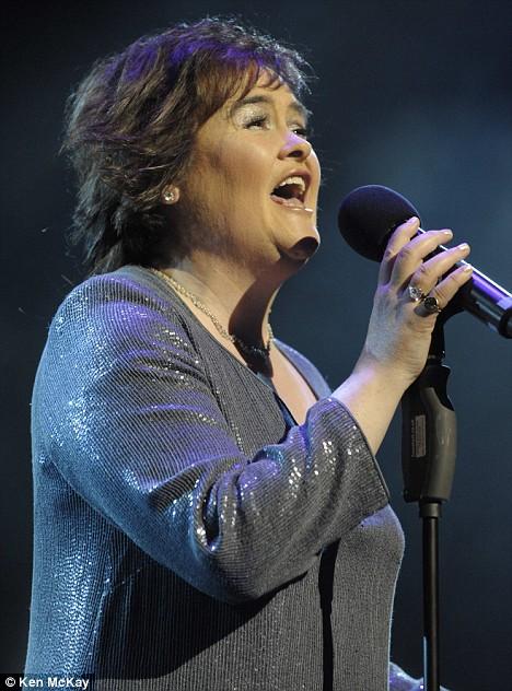 Susan Boyle star